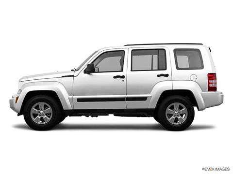 2012 Jeep Liberty for sale in Morristown, TN