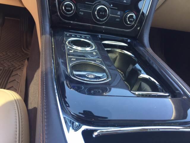 2011 Jaguar XJ 4dr Sedan - Winchester MA
