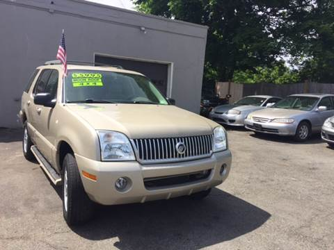2005 Mercury Mountaineer for sale in Winchester, MA