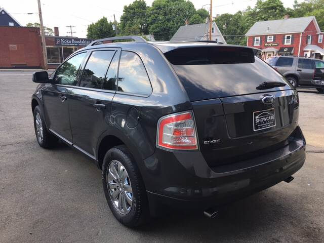 2007 Ford Edge SEL Plus 4dr SUV - Winchester MA