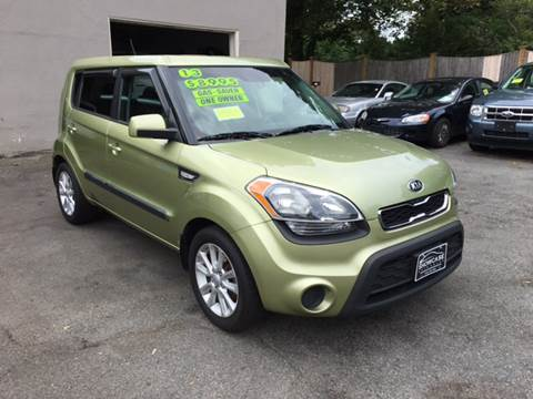 2013 Kia Soul for sale in Winchester, MA