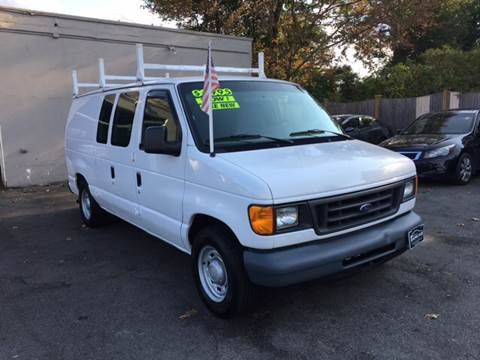 2004 Ford E-Series Cargo for sale in Winchester, MA