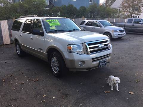 2008 Ford Expedition EL for sale in Winchester, MA