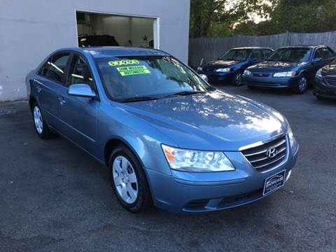 2009 Hyundai Sonata for sale in Winchester, MA