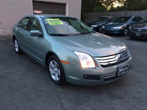 2008 Ford Fusion for sale in Winchester, MA