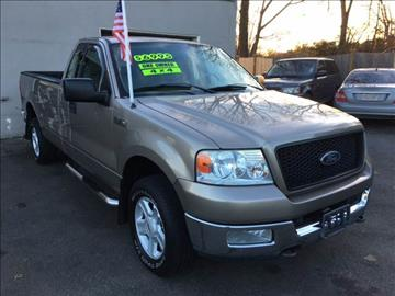 2004 Ford F-150 for sale in Winchester, MA