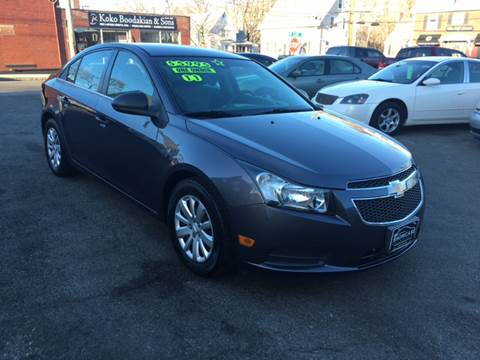 2011 Chevrolet Cruze for sale in Winchester, MA