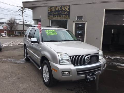 2006 Mercury Mountaineer for sale in Winchester, MA