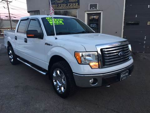 2010 Ford F-150 for sale in Winchester, MA