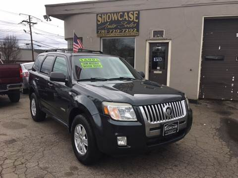 2008 Mercury Mariner for sale in Winchester, MA