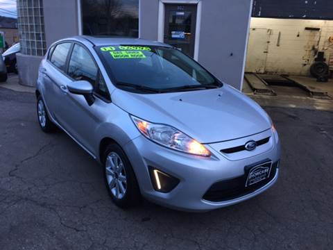 2011 Ford Fiesta for sale in Winchester, MA