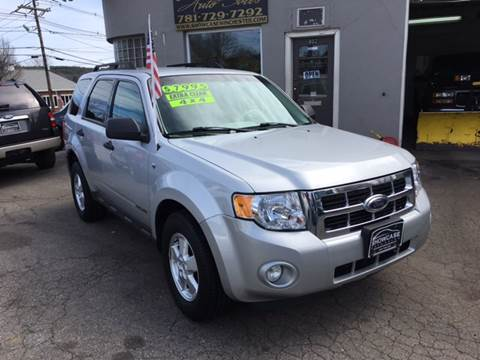2008 Ford Escape for sale in Winchester, MA