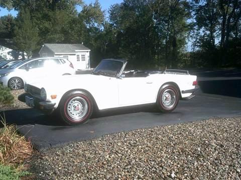 1976 Triumph TR6 for sale in North Grafton, MA