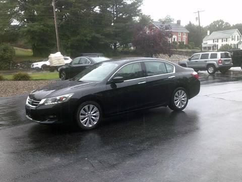 2015 Honda Accord for sale in North Grafton, MA