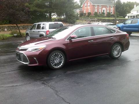 2016 Toyota Avalon for sale in North Grafton, MA