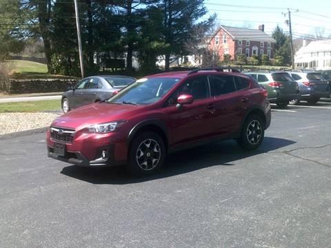 2018 Subaru Crosstrek for sale in North Grafton, MA