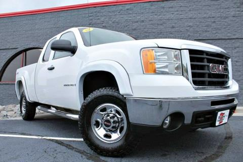 2008 GMC Sierra 2500HD for sale in Saint Cloud, MN