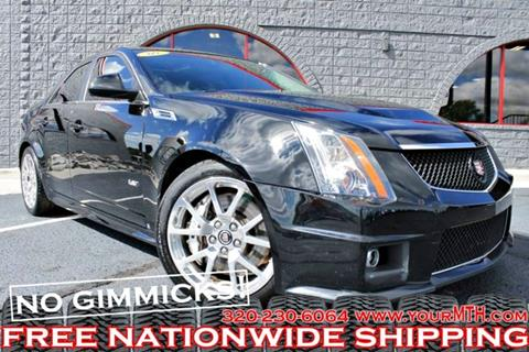 2009 Cadillac Cts V For Sale In Las Vegas Nv Carsforsale Com