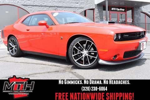 2016 Dodge Challenger for sale in Saint Cloud, MN