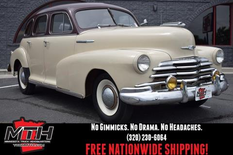 1947 Chevrolet Fleetmaster for sale in Saint Cloud, MN