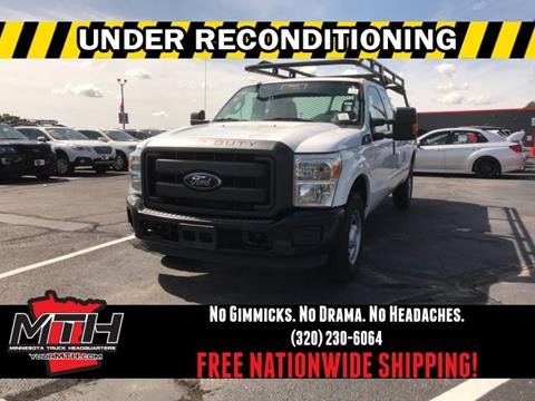 2012 Ford F-250 Super Duty for sale in Saint Cloud, MN