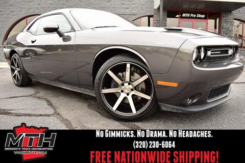 2018 Dodge Challenger for sale in Saint Cloud, MN