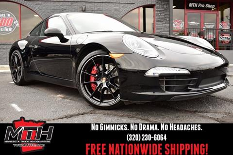 2014 Porsche 911 for sale in Saint Cloud, MN