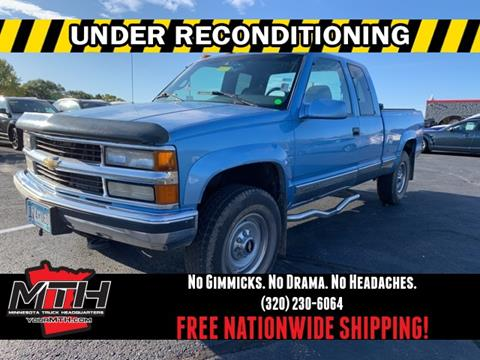 1996 Chevrolet C/K 2500 Series for sale in Saint Cloud, MN