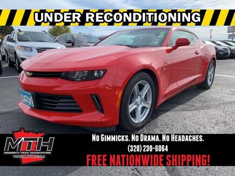2017 Chevrolet Camaro for sale in Saint Cloud, MN