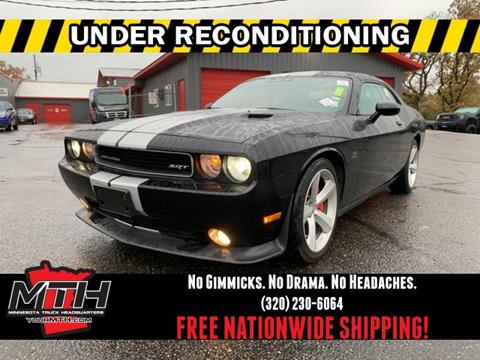 2012 Dodge Challenger for sale in Saint Cloud, MN