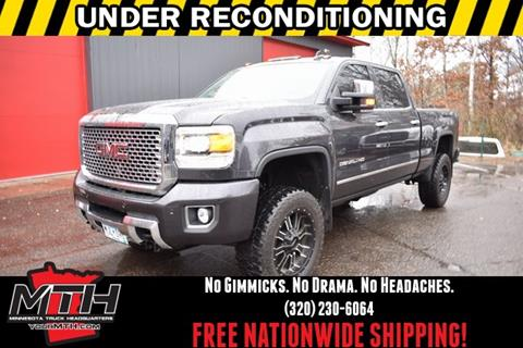 2016 GMC Sierra 2500HD for sale in Saint Cloud, MN