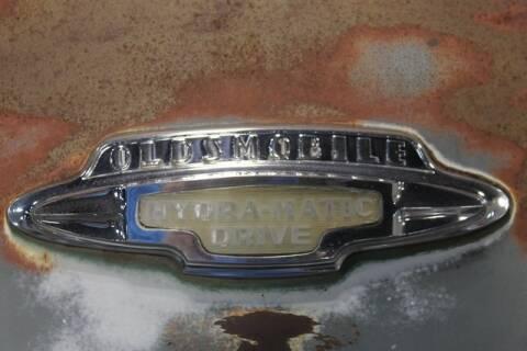 1948 Oldsmobile 2-Door Sedan