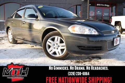 2013 Chevrolet Impala for sale in Saint Cloud, MN
