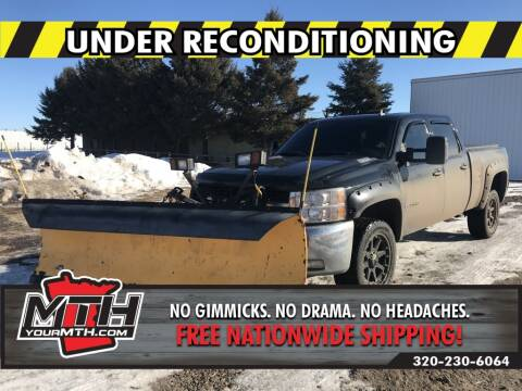 2009 Chevrolet Silverado 2500HD for sale at Your MTH in Saint Cloud MN