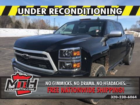 2015 Chevrolet Silverado 1500 for sale at Your MTH in Saint Cloud MN
