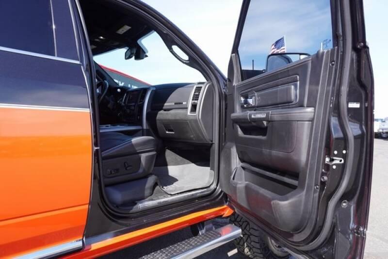 2018 RAM Ram Pickup 2500 Laramie Longhorn (image 55)