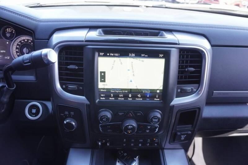 2018 RAM Ram Pickup 2500 Laramie Longhorn (image 71)