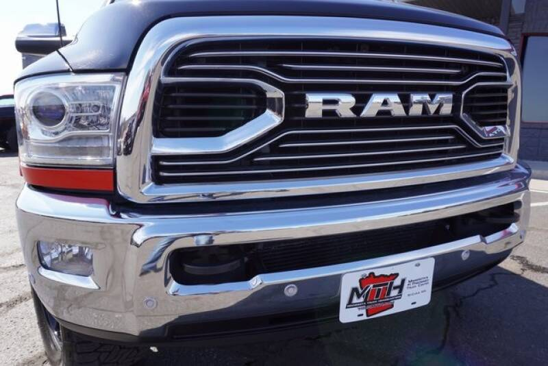 2018 RAM Ram Pickup 2500 Laramie Longhorn (image 6)
