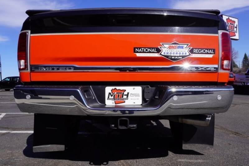 2018 RAM Ram Pickup 2500 Laramie Longhorn (image 28)