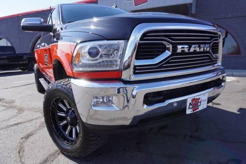 2018 RAM Ram Pickup 2500 Laramie Longhorn (image 5)