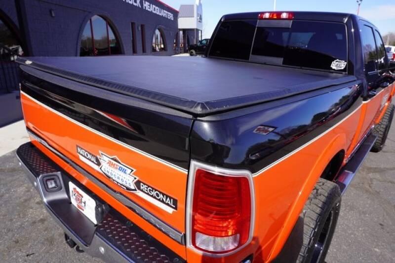 2018 RAM Ram Pickup 2500 Laramie Longhorn (image 23)