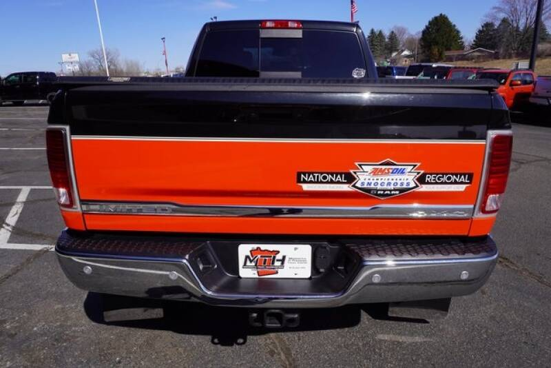 2018 RAM Ram Pickup 2500 Laramie Longhorn (image 27)