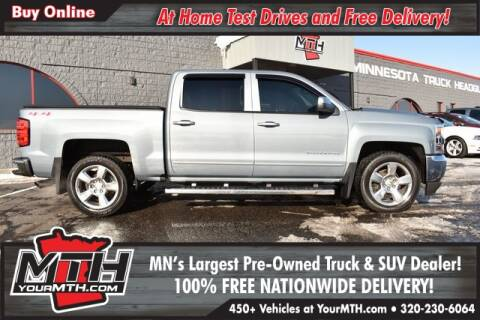 2016 Chevrolet Silverado 1500 LT for sale at Your MTH in Saint Cloud MN