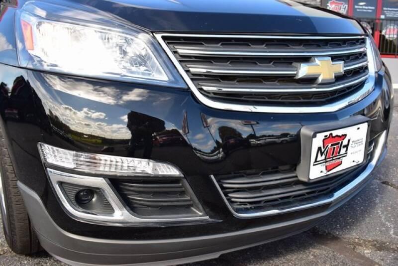 2016 Chevrolet Traverse LT (image 25)