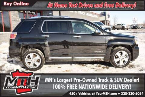 2016 GMC Terrain Denali for sale at Your MTH in Saint Cloud MN