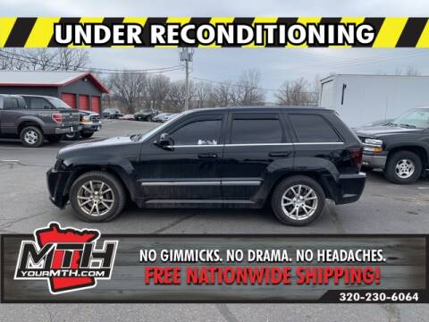2008 Jeep Grand Cherokee SRT8 for sale at Your MTH in Saint Cloud MN