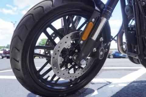 2016 Harley-Davidson Sportster Roadster