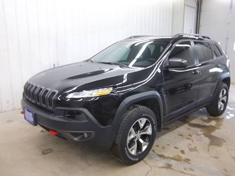 2016 Jeep Cherokee for sale in Wahpeton, ND