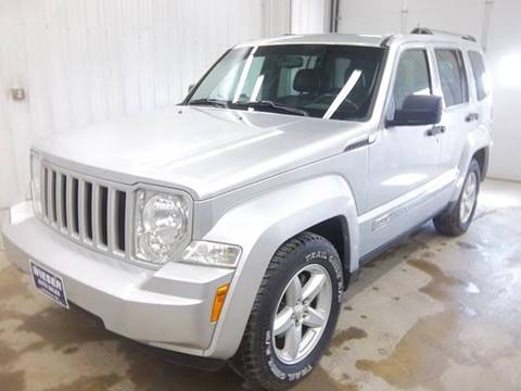 2012 Jeep Liberty for sale in Wahpeton, ND