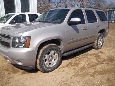 2007 Chevrolet Tahoe for sale in Wahpeton, ND